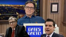 Stephen Colbert and Seth Meyers count the ways Matt Gaetz is ruined by his wingman's plea deal
