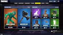 'Fortnite' Moisty Merman Added to Item Shop: Be The Creature From Loot Lake
