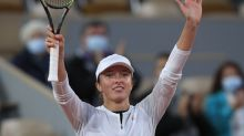 Winds of change blow on day of upsets at French Open