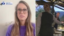 EXCLUSIVE: Waitress who stopped Carmel Valley racist rant shares story