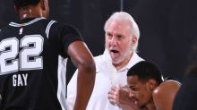 Gregg Popovich says Spurs will keep playing up-tempo, like in bubble