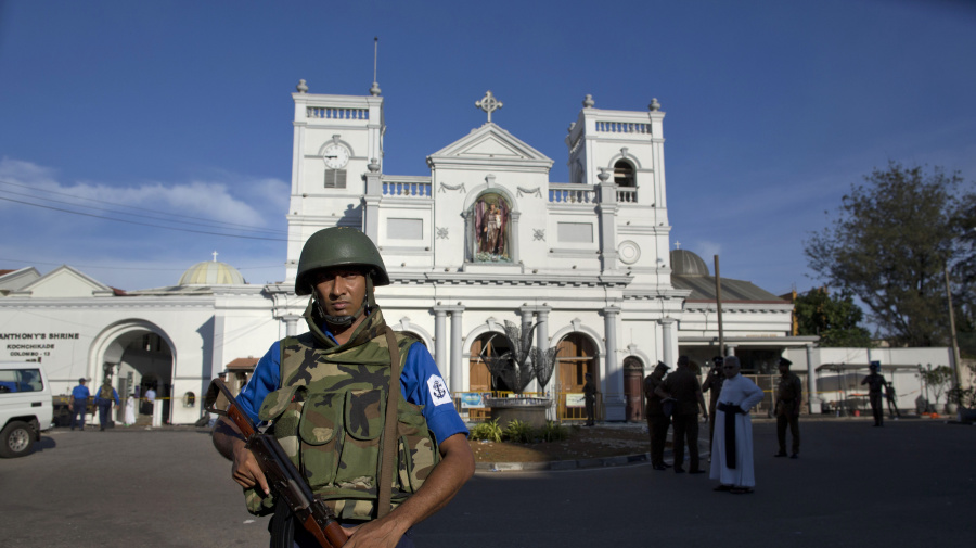 Sri Lanka failed to heed warnings of attacks: Official