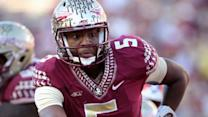 NFL's Buccaneers Make Jameis Winston Top Pick