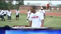 2nd annual Glover Quin camp
