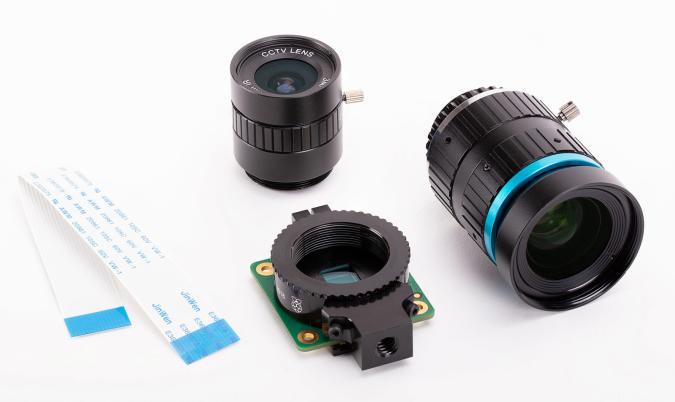 Raspberry Pi high-quality camera module