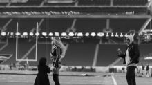 Beyoncé's Private Moment With Blue Ivy, Jay Z at the Super Bowl
