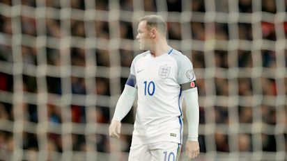 Rooney retires from England national team