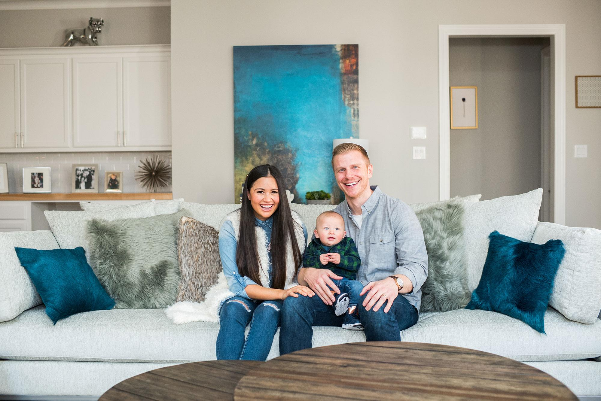 Sean And Catherine Lowe Share Inside Their Dallas Home
