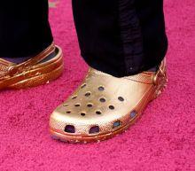 Crocs are golden again thanks to Questlove,  quarantine — and now Nicki Minaj