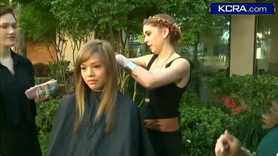 Hair 'Cut-A-Thon' helps Lake Tahoe