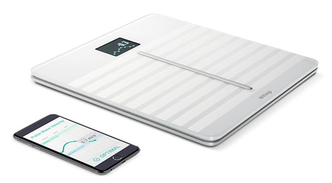 Withings' latest scale can gauge your cardiovascular health