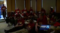 Cyclones react to Selection Sunday