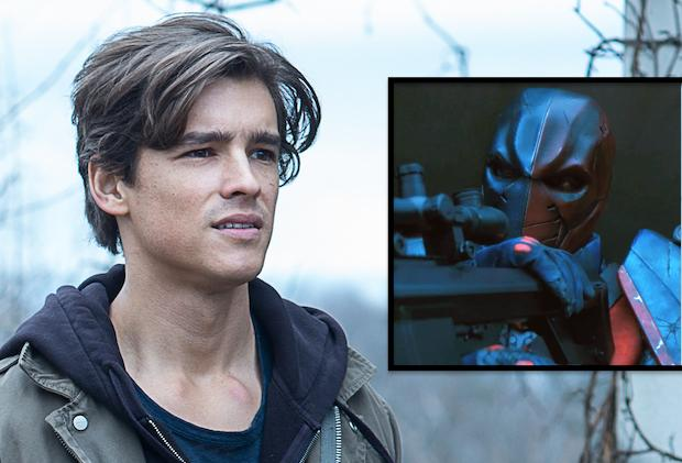 Titans Season 2 Trailer Teases Team Tensions Deathstroke Rampage Kori Crisis And Dick Becoming Batman For the most part, the costumes on this show stay super faithful to the comics, this includes ravager. https www yahoo com entertainment titans season 2 trailer teases 163025716 html