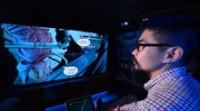 Intel and Warner Bros. Immersive CES Experience Previews Entertainment's Future in Autonomous Vehicles