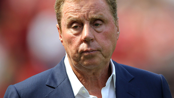Redknapp 'accidentally runs over his wife'