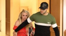 Britney Spears Spotted With Boyfriend Sam Asghari Outside of Health Facility as She Remains in Treatment