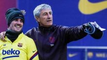 Setien Samakan Barcelona dengan Sirkus?