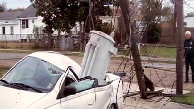 WDSU Exclusive: Utility Pole Problems