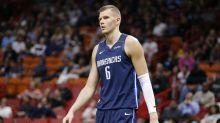 Kristaps Porzingis forgot to take coronavirus test in NBA bubble, placed into quarantine