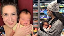 Grieving mum turns to lifelike dolls after losing baby: 'Makes me happy'