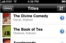Stanza adds licensed eReader content for iPhone booklovers