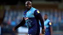 FA to investigate after Adebayo Akinfenwa claims he was abused in play-off tie