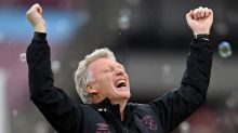David Moyes has agreed new West Ham contract after Europa League qualification, claims Stuart Pearce