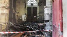 Incendie à la cathédrale de Nantes: le récit des événements