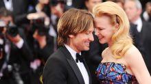 Nicole Kidman's baby joy