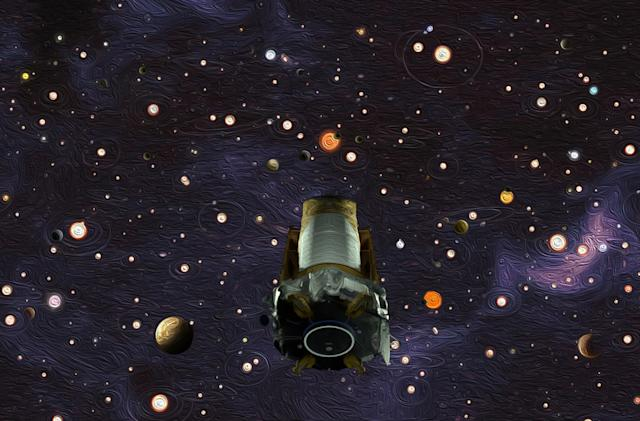 NASA bids Kepler 'goodnight' with last set of commands