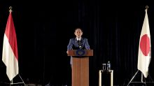 Japan PM pushes closer Southeast Asia ties in China counter