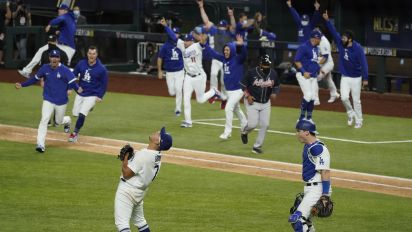 Dodgers take the hard path to World Series