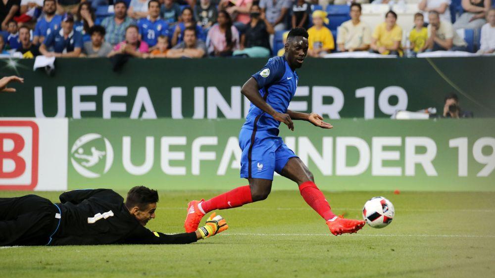 Les Bleuets s'imposent face au Sénégal