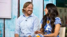 HGTV's Chip and Joanna Gaines at the NYSE