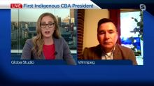 First Indigenous President of Canadian Bar Association