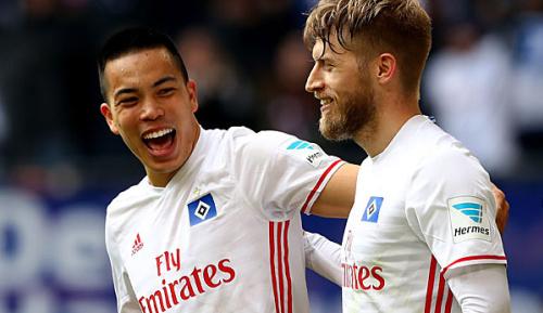 Bundesliga: HSV will Wood langfristig in der Hansestadt halten