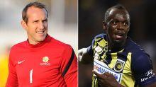 Socceroos legend backs Bolt's A-League chances
