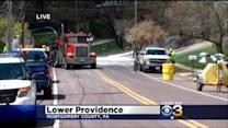 Clean-Up Continues 24 Hours After Deadly Crash In Montgomery County
