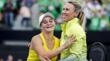 Molik backs Barty growth for Fed Cup final