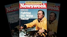 I called George Bush a 'wimp' on the cover of Newsweek. Why I was wrong.