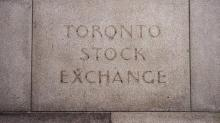 Toronto stock market falls on lower crude oil prices; U.S. markets up slightly