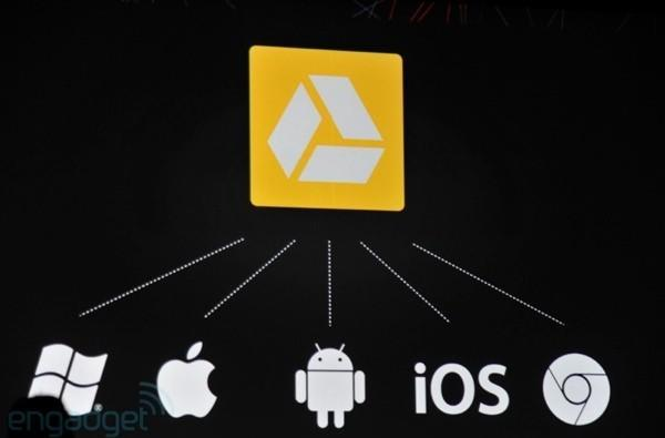 Google Drive client comes to Chrome OS and iOS, available today