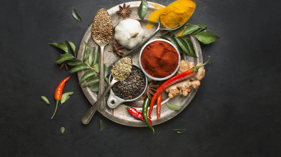 Herbs and spices 'lower dangerous inflammation'