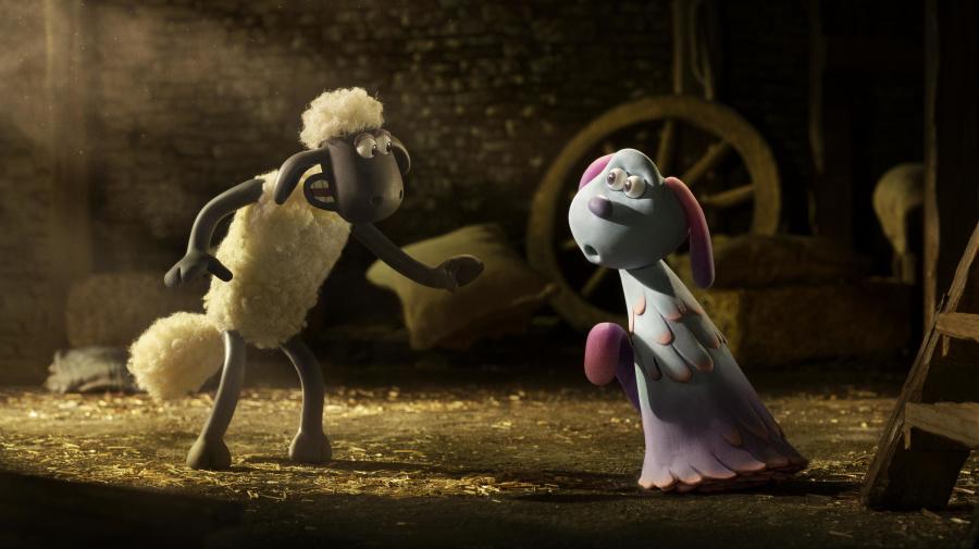 Inside Aardman: We go behind the scenes of 'Farmageddon'