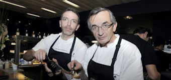 If you can't stand the heat... Stressed out French masterchef begs Michelin to take back his 3 stars