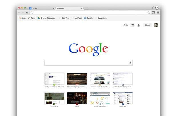 Google testing search-friendly tabs in stable versions of Chrome and Chrome OS