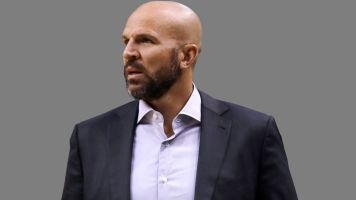Kidd becomes third coach to interview with Lakers