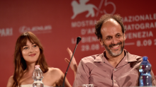 Luca Guadagnino on Dakota Johnson's Potential 'Call Me By Your Name' Sequel Role and His Failed Jake Gyllenhaal Movie