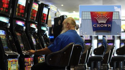 Crown Casino accused of fiddling with pokies