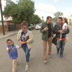 MIGRANT CARAVAN: Life with the migrant caravan in Tijuana, Mexico
